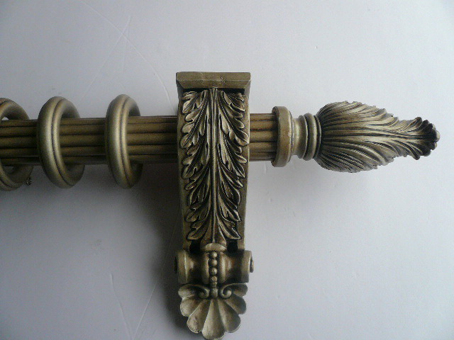 Magnificent Curtain Rod Accessories Contemporary - Bathtub for ...
