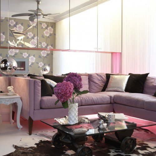 Decorative Mirror Is Useful To Brighten And Enlarge The Rooms