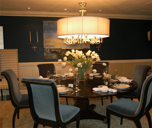 Awesome Formal Dining Setting Interior Design