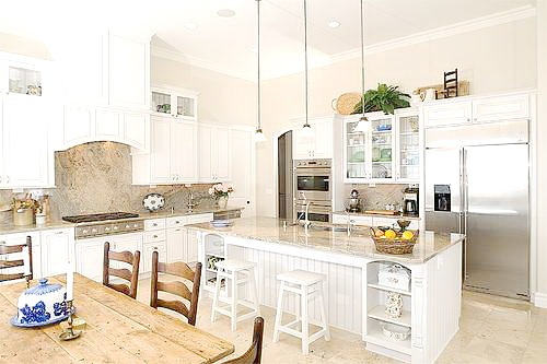 Modern Country Kitchen | Home Decorating Tips