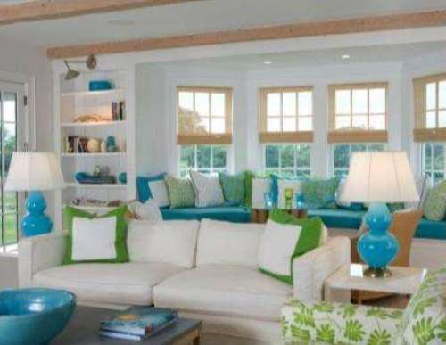 Nantucket Interior Design | Home Decorating Tips