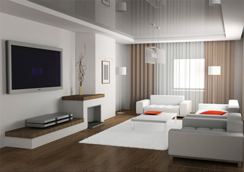 Minimalist Living Room Interior Design | Home Decorating Tips