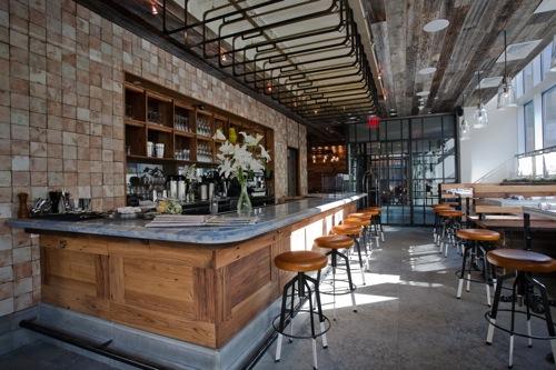 Rustic restaurant design home decorating tips