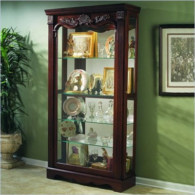 It Is All About The Curio Cabinet Design Home Decorating
