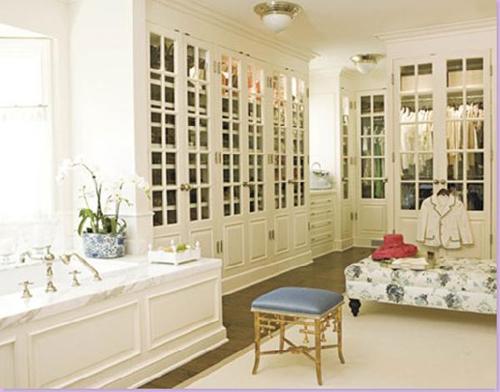 Bath and Closet Style