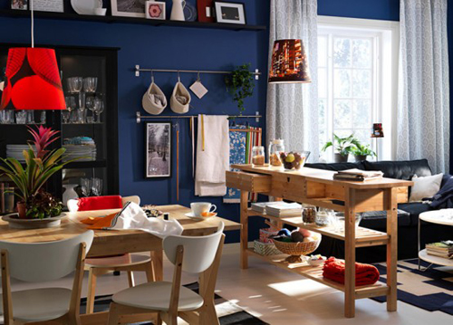 IKEA Creative Dining Room