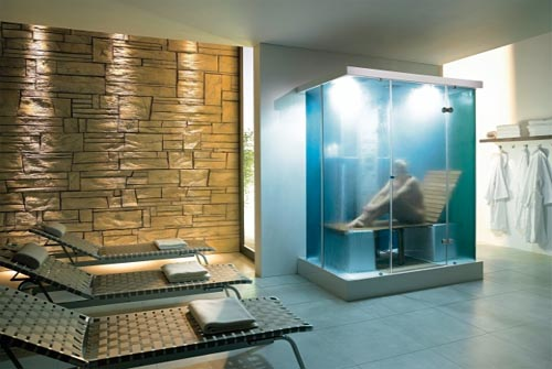 Steam Shower Ideas | Home Decorating Tips