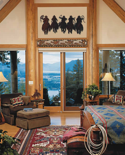 Western wall decor home decorating tips for Cowboy wall mural