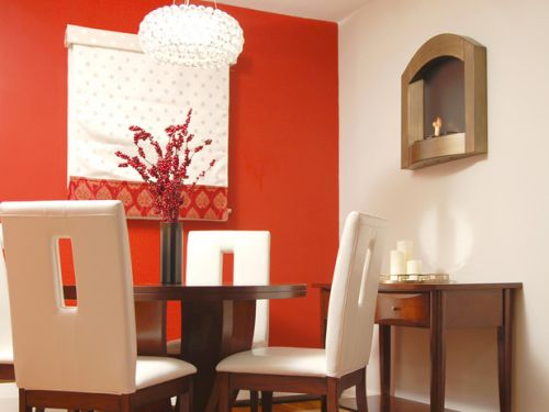 Small Dining Room Layout