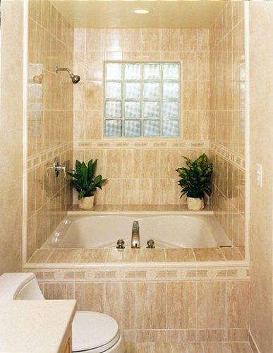 Design a 5 x 8 bathroom