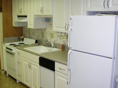 Designs of Kitchen Cabinets for Small Kitchen