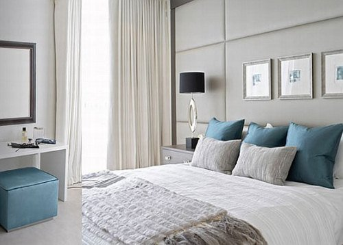 Gray and Yellow Bedroom Ideas and Styles
