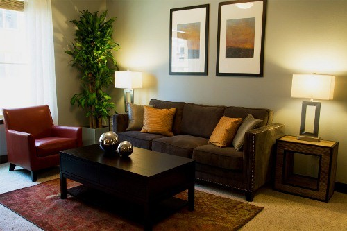 How to Create a Zen Living Room