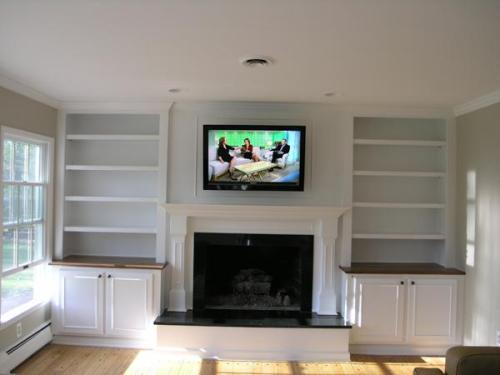 Adorable Ideas For Mounting Tv Over Fireplace Home