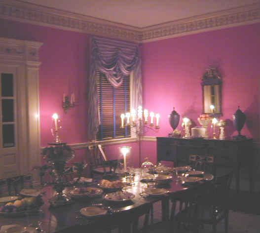 tips on setting lighting for dining room use candle light for romantic dinner