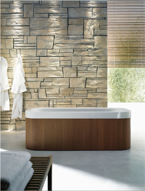 Indulge Yourself Daily in Your Personal Stylish Bathroom