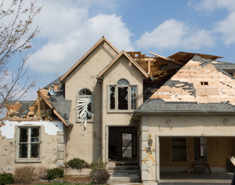 How To Deal With Storm Damage Repair A House Need Strom Damage Repair