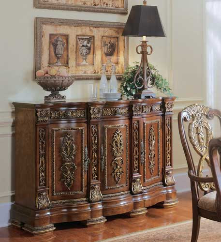 How to Beautify a Credenza