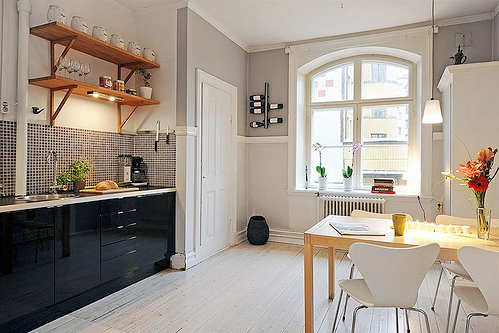 How to Make a Beautiful Small Kitchen
