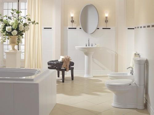 Healthy Bathroom Design