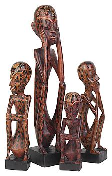 African Figures