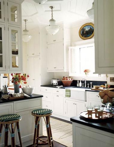 Corridor Kitchen Style Design