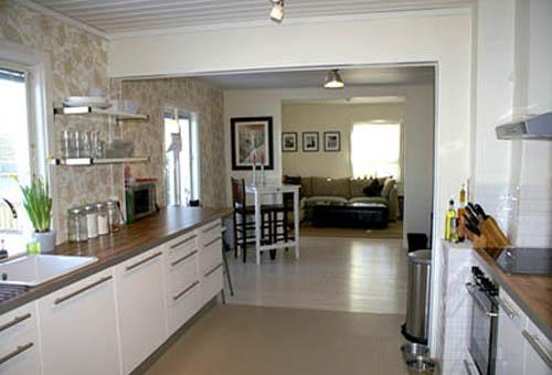 Corridor Kitchen Style