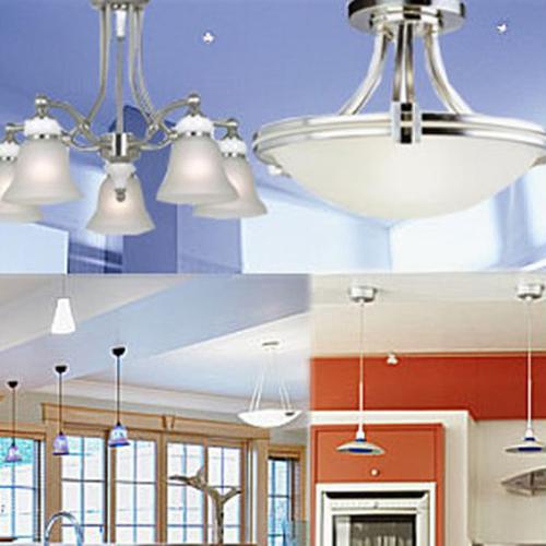 Fluorescent Kitchen Lighting