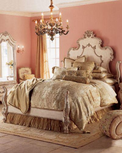 classic bedroom sheet