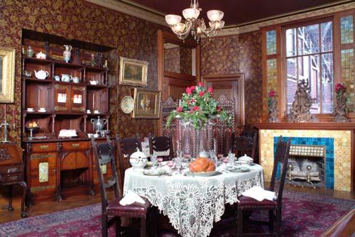 diningroom wallpaper