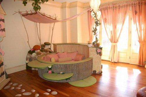 fairy tale magical interior