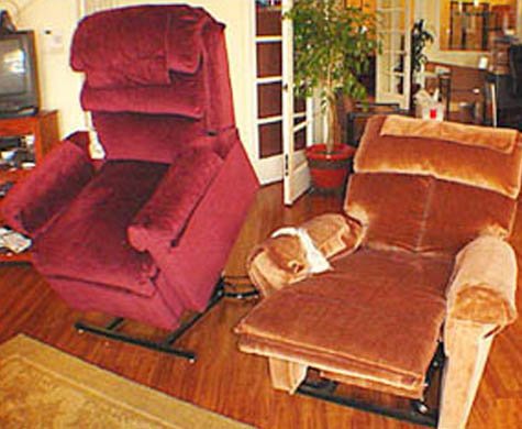 riser recliner chairs for back pain
