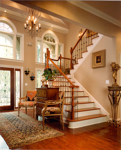 two story living room interior design