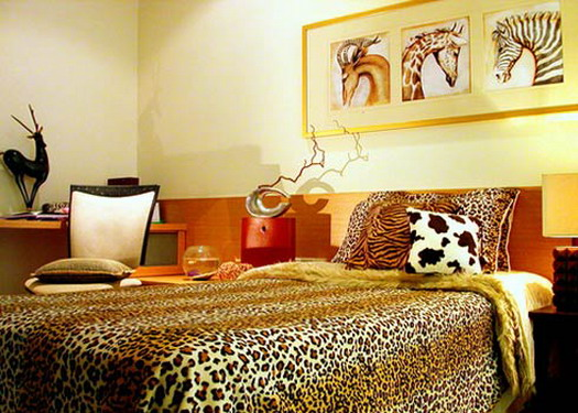 African bedroom Design