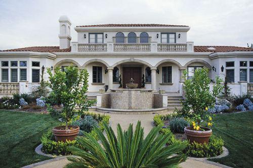 Californian Landscaping Design