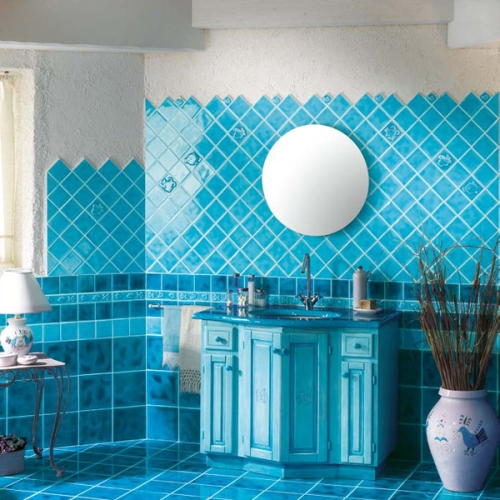 Contemporary Luxury Bathroom Design Ideas