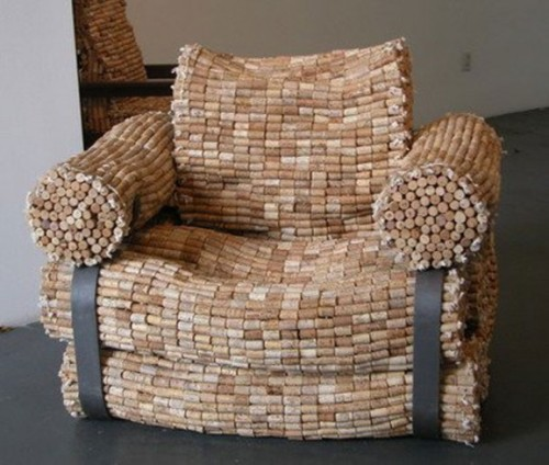 Easy Recycled Decoration