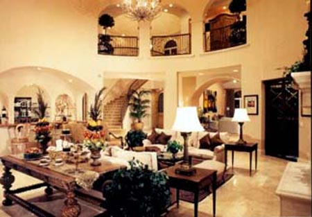 Tips on Interior Design: Hacienda Home Style