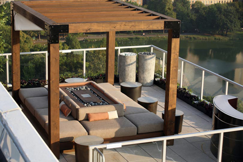Ideas of Decorating for a Terrace