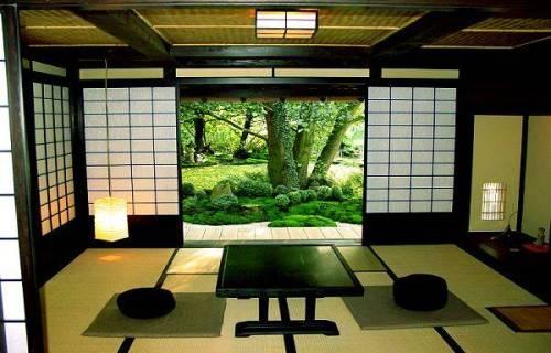 Japanese Colors in Interior Design