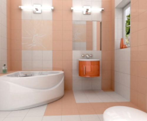 Minimalist Bathroom Designer's Style