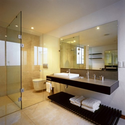 Modern Design for Bathroom