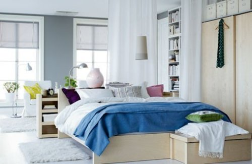 Nantucket Interior Design for Bedroom