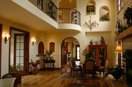 Nice Southwestern Interior Design