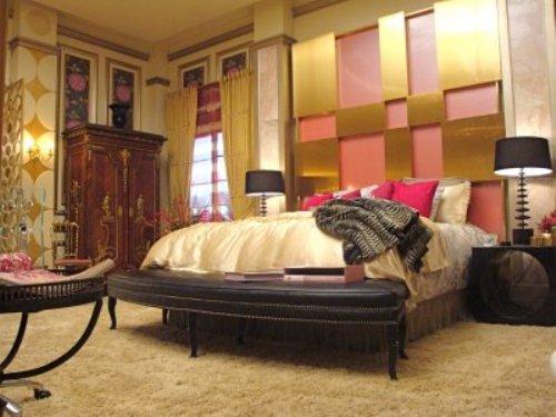 Nightclub Bedroom Design Ideas