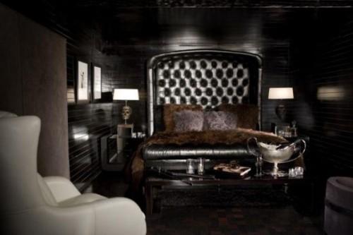 Nightclub Bedroom Design