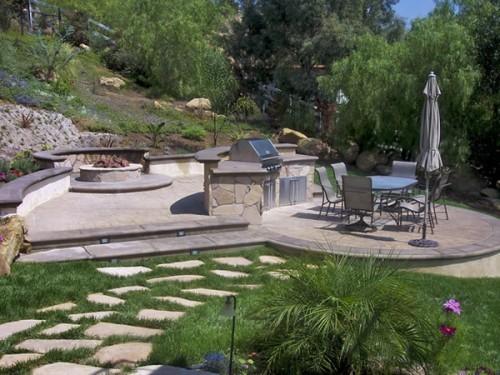 Garden Ideas: Rock Landscaping
