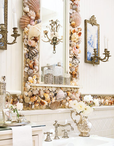 Seashell of Home Accessories for Mirror