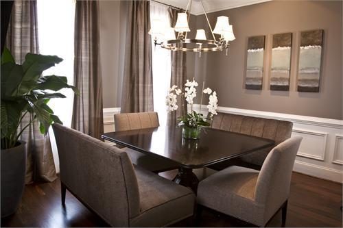 Sofa Table Decoration