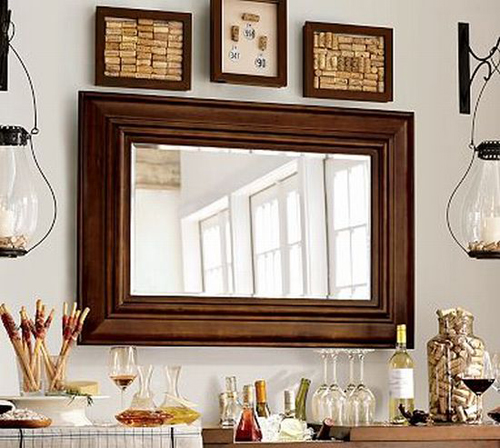 Accessories: Types of Mirror Used to Decorate the House